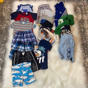 Boys 6-12M Clothing Lot. 29 Pieces